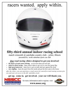 Indoor Racing School